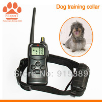 One Carton DHL Free Shipping New Design Memory Function 1000M Pet Training System for 1 dog+Wholesale Price+One Year Warranty