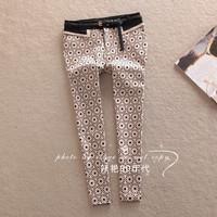 Free Shipping new 2014 fashion brand summer women pant harem penceil pants calcas femininas trousers ol casual capris