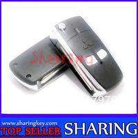 Remodeling Remote Key Shell  Mitsubishi LANCER EVO  2 Button