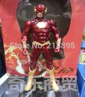 CrazyToy ARTFX DC Universe Collectibles Justice League: The Flash New 52 Art FX Action Figure Statue comic box hand-done