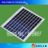 Hot sale 10w poly solar panel module kits for home street lighting system CE,TUV,CEC