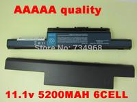 5200mAh Battery for ACER aspire 5551 5560 5733 5736 5741 5742 5750 5755 7551 7552 7560 7741 7750 AS5253 E1 V3 AS10D71,AS10D73,