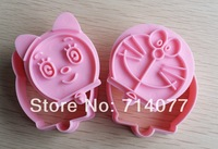 NEW Fondant Cake plunger cutter Decorate Modelling Clays Sugarcraft Tool molds