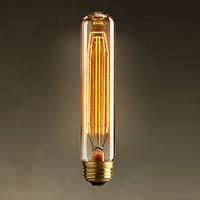 Vintage Edison Bulb for Pendant light E27 40w Filament bulb Glass lamp  220v