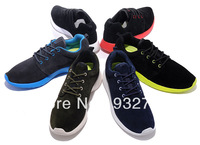 Free Shipping 2013 London CowhideNIKED ROSHERUN PREMIUM NRG Men's Shoes Running Shoes 7-10