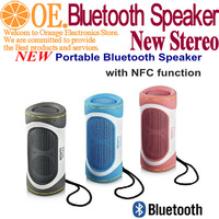 2013 Latest ER152 Portable Wireless Bluetooth Speaker with NFC function Stereo Outdoor Speaker for Phone Tablet PC Note Computer