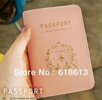 Wholesale Travel iconic brief elegant lovers design passport holder passport cover