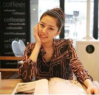 CCF194 Korean Street Snap Fashion Imitated Pearl Tiaras Sweety Elastic Headband