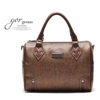 Hot selling fashion designer women leather handbags messenger bags 2014 fashion totes Heritage bowler bag high quality bags
