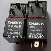 16PCS CF14 Electronic LED Turn Signals Motorcycle Relay Fix Flasher Blinker Free Shipping