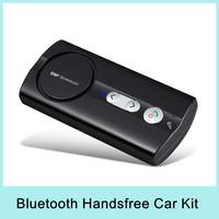 Bluetooth Car Kit Visor Multipoint Wireless Handsfree Speakerphone Loudspeaker, DSP Technology Drop Shipping