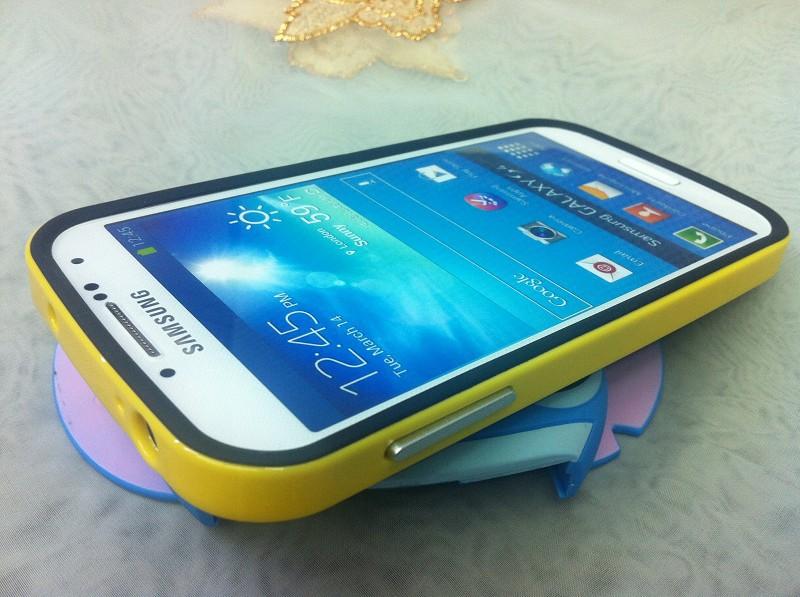 Bumblebee SGP NEO Hybrid Series case silicone TPU skin for samsung galaxy s4,hornet,Camaro,(China (Mainland))