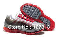 Hot!!! New Arrived fashion running shoes for men's Top brand sports shoes free shipping Retail and wholesale size 8-13
