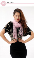 Pure cashmere shawl knitted long scarf 2013 new ink Chinese painting Scarf