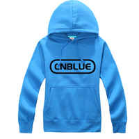 KPOP C.N.Blue New Fashion Special Sweater Pullover Hoodie Mixed Wholesale WY047