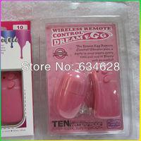 (50set/lots)Wireless Vibrator, Sex Vibrator, Sex products CONTROL EGG