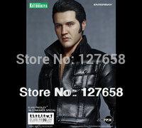 ENTERBAY Toys KO-1002 1/6   ELVIS PRESLEY 68 COMEBACK SPECIAL action figure new box in stock