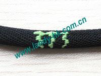 Single Rope Titanium Germanium Ionic Sports Necklace,  500pcs/lot, Free Shipping
