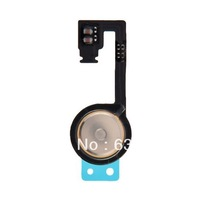 Brand new Home Button Flex Cable FOR iPhone 4S free shipping