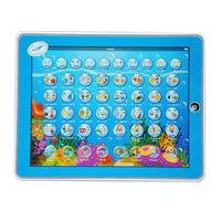 Free Shipping Arabic Language Ipad Learning Machine For Kids,2013 New Novelty Ipad Kids Learning Machine,Toys Ipad For Children