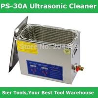 PS-30 A 6.5 L Ultrasonic Cleaner + Washing Basket/Digital Control Ultrasonic Washing Machine/glass washing machine