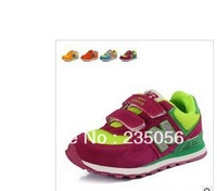 free shipping new brand boys girls children stripre shoes sneakers