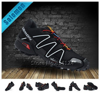 Free Shipping 2013 New Arrived Mens Salomon Shoes Athletic Shoes Running Sports Shoes,Salomon speedcorss 3