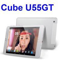 7.85 inch cube u55gt talk79 MTK8392 Octa Core 2GB 16GB with WCDMA Bluetooth FM GPS Webcam 3G phone call