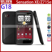 G18 original Sensation XE Z715e G18 Cell phone Singapore post Free Shipping