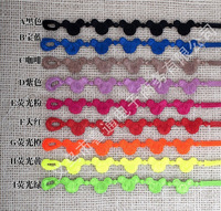 Hot Explosion models m Italian design star love rat Lace Bracelet  many color 12pcs