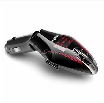 LCD Vogue Car Kit MP3 Player Wireless FM Transmitter Modulator w/ Remote USB TF Free Express 20pcs/lot