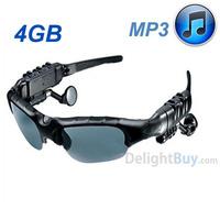 4GB Sunglasses MP3 Player
