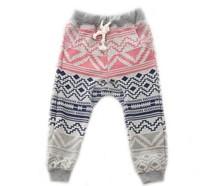 Casual kids harem pants 2-10Y  5pcs/lot