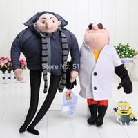 "Despicable Me 2 Plush Toy Gru 15"" Villain Papa Collectible Stuffed Animal Doll"