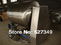 Vacuum tumbling machine for meat processing
