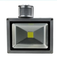 Wholes Price 70W 50W 30W 20W 10W AC85-265V PIR Motion Sensor LED Flood light