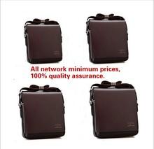 popular nylon bag leather handles