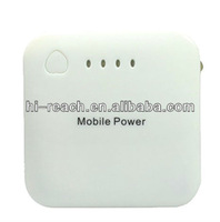 Power bank 2200 mah with LED torch
