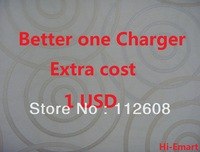 For Better one Charger Extra Cost