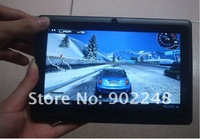 DHL Free Shipping NEW 7 inch android 4.2 Capacitive Screen 512M 4GB Camera WIFI allwinner a23 Dual Core tablet pc