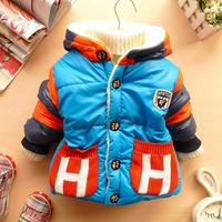 2013 new cartoon baby boy leather jacket character's clothes children coat, children's clothing, boys winter clothes