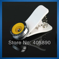 2013 New Arrival Universal Devil's Clip Fish Eye Lens for iphone 4S 5 Samsung N7100 HTC iPad