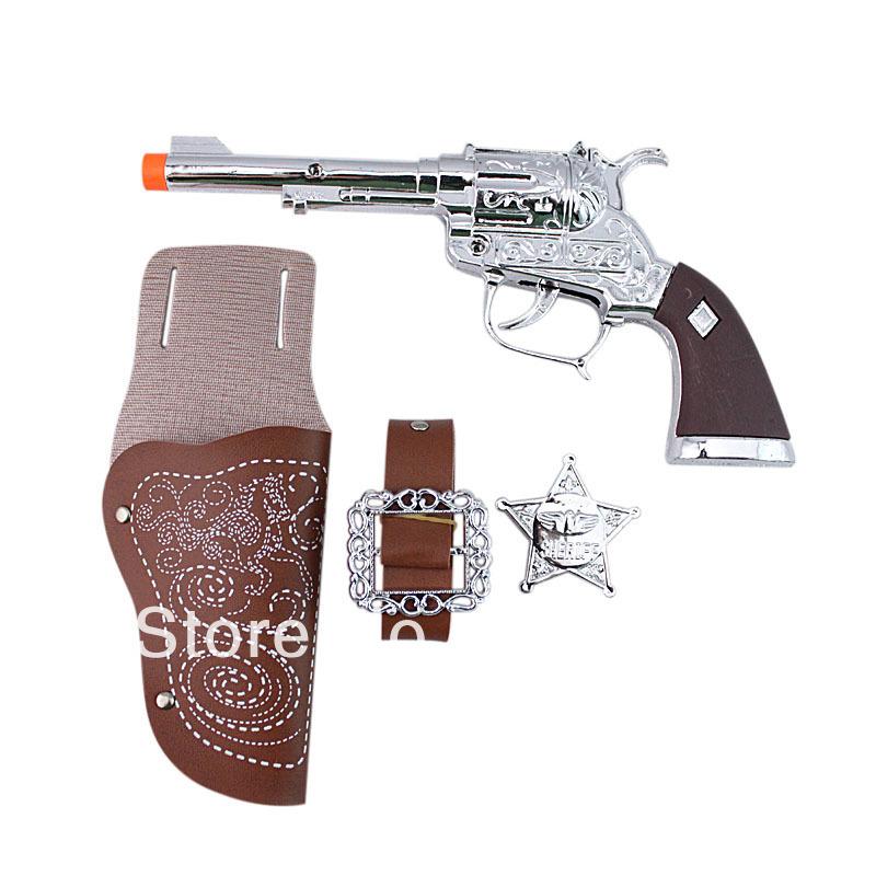 Как сделать кобуру для игрушечного пистолета