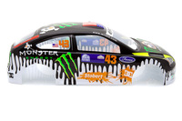 1/10 rc car parts  PVC  body shell  for 1:10 R/C car  ford 190mm No:051 free shipping