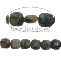 Free shipping!!!Golden Pyrite Beads,Statement jewellery 2013, Square, 8x8x5mm, Hole:Approx 1.2mm, 51PCs/Strand