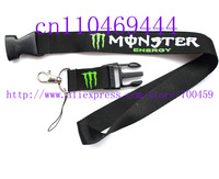 Wholesale  Hot 30pcs logo Lanyard for MP3/4 cell phone key chain lanyard  Free shipping Wholesale