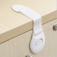 Baby safety products baby safety lock children safety drawer locks 10pcs/Lot HG148