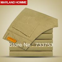 Free shipping 2013 new brand men's casual pants Autumn Korean men's casual pants Slim straight British style trousers  0