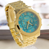 New 2013 Luxury design women men full steel watch ,clock supernova sale gifts Wristwatches (A27)