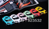 10PCS/LOT  NEWEST!!!Free shipping FOR car stereo the for  4G phone CASE sets, 6 color, wholesale prices, gift